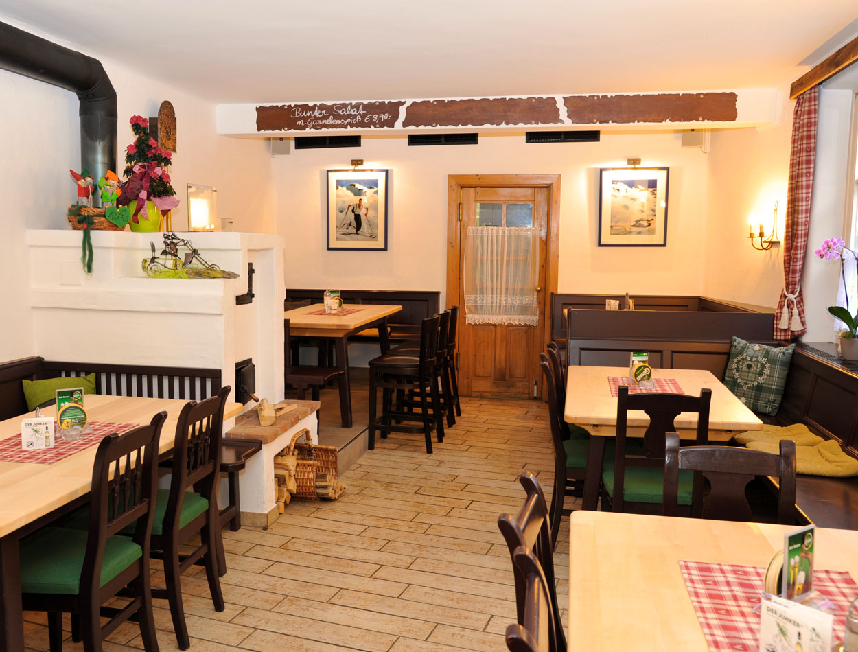 Restaurant Gasthaus Die Mosers Mariapfarr